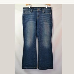 Gap 1969 Long & Lean Bootcut Jeans Size 32r